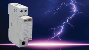 Dispositivo per la protezione degli impianti elettrici dalle sovratensioni