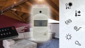 La domotica di ave si arricchisce di un nuovo dispositivo per telecomandi a raggi infrarossi