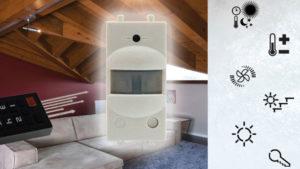 Domotica: nuovo dispositivo per telecomandi a infrarossi