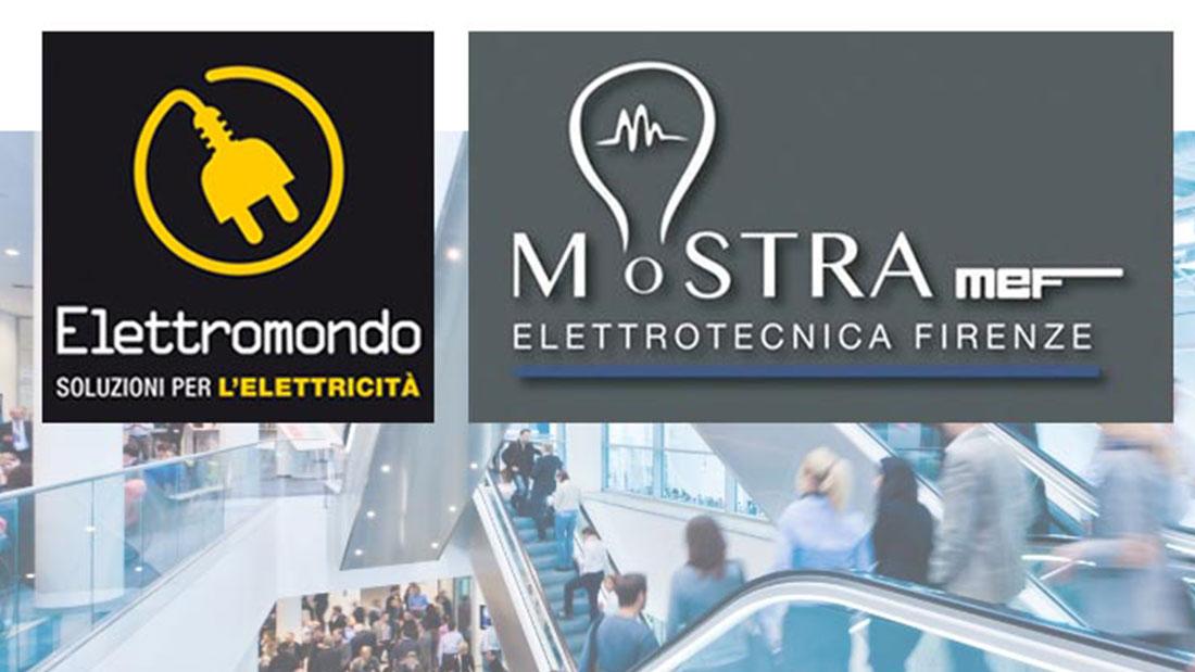 Ave in mostra al MEF di Firenze e ad ELETTROMONDO di Rimini