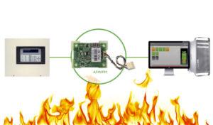 Nuova interfaccia per la gestione integrata domotica alberghiera con i sistemi di rilevazione incendio