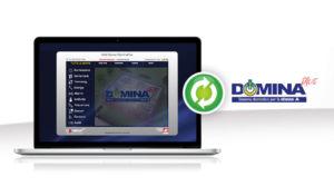 Aggiornamento del Web Server DOMINAplus