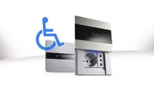Ave favorisce l'accessibilità e un'ospitalità senza barriere