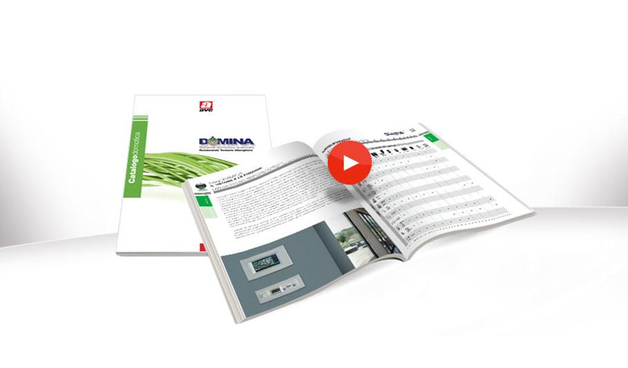 Video-presentazione del Catalogo DOMINAplus 2016
