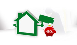Bonus fiscale del 50% per ristrutturazioni edilizie e sistemi di sicurezza (TVCC)