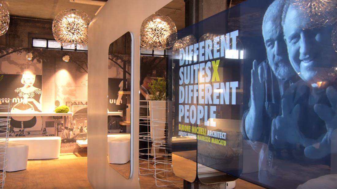 Ave e l'hotel: l'architetto Simone Micheli racconta la sua esperienza
