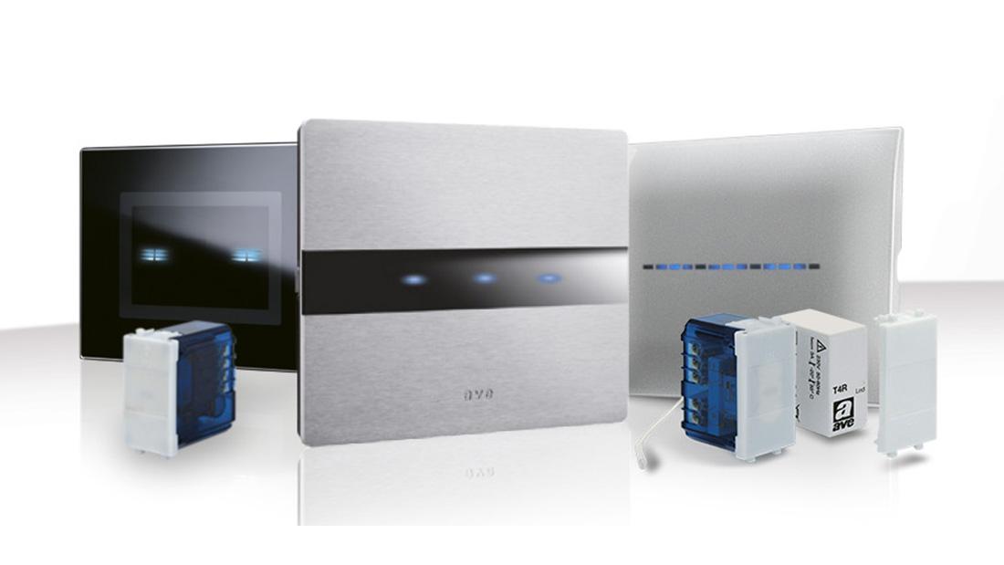 Con RIVOLUX è facilissimo installare la tecnologia touch