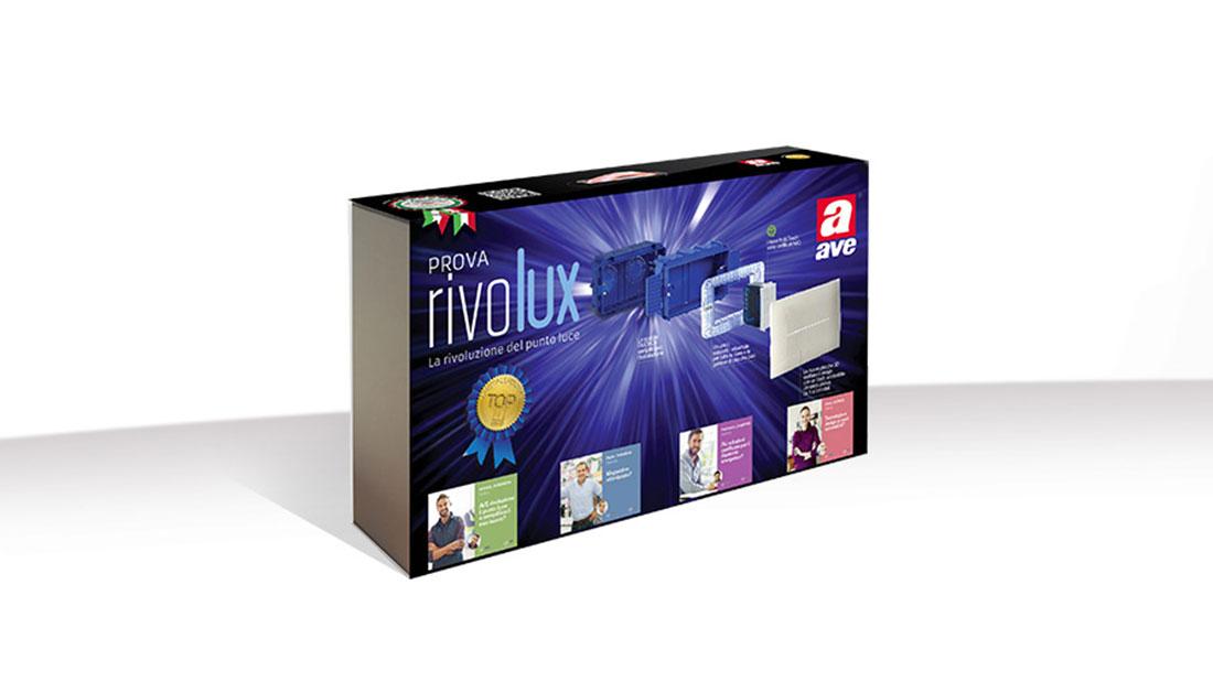 Arriva il kit PROVA RIVOLUX, chiedilo al tuo rivenditore
