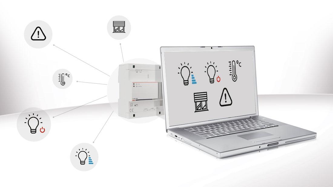 La domotica AVE si apre ai sistemi integrati