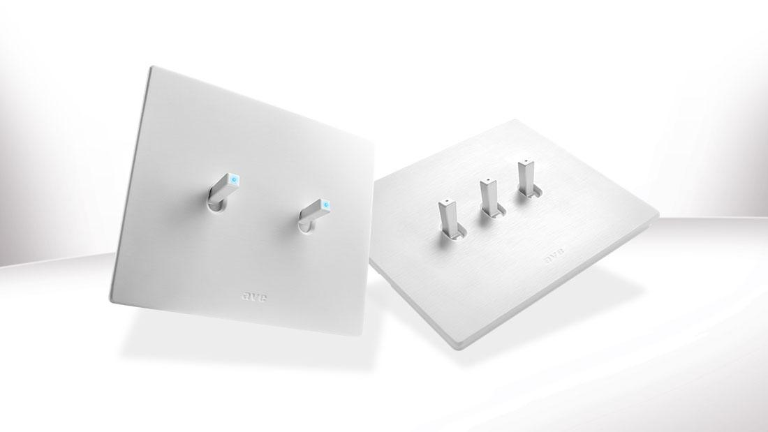 New Style 44 in Corian®, un'idea minimal per spazi luminosi