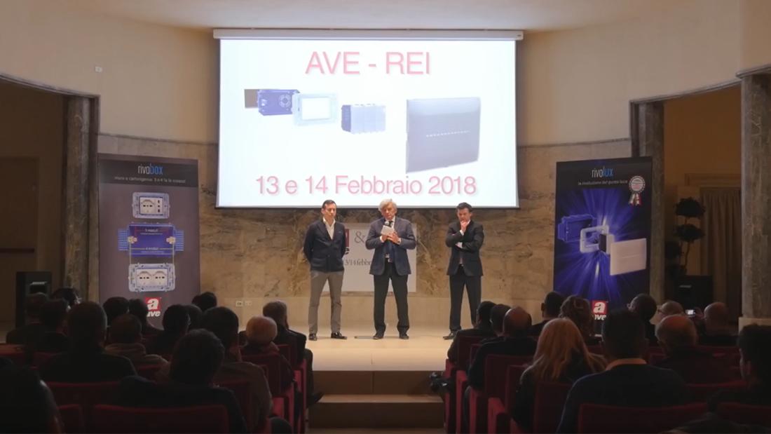 Gruppo REI in AVE: una giornata a porte aperte