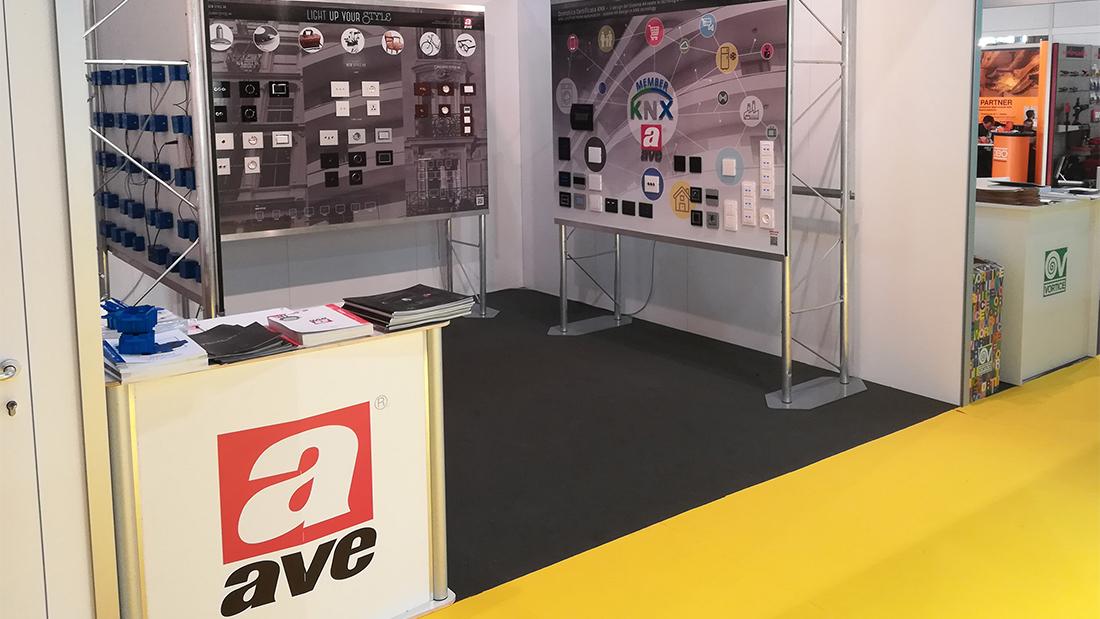 Grande successo per AVE a Selectra Expo 2018