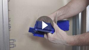 Video: Installazione scatola RIVOBOX 253X4CG tramite staffa distanziale su pareti in cartongesso