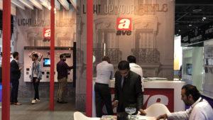 The Hotel Show: le soluzioni AVE per l'ospitalità in mostra a Dubai