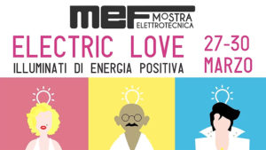 AVE ti aspetta a MEF: illuminati di energia positiva
