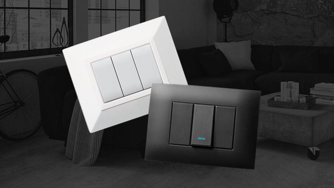 AVE Sistema 44: bianco e nero per ogni stile