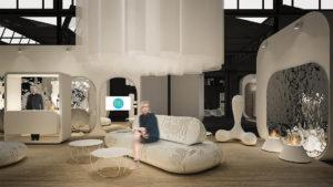 Il design e la tecnologia AVE conquistano il Fuorisalone 2019