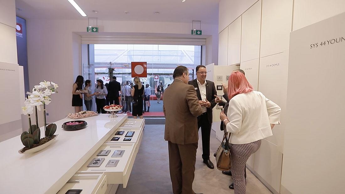 AVE avanza nel Nord Africa: grande successo alla presentazione del nuovo showroom SOMEF