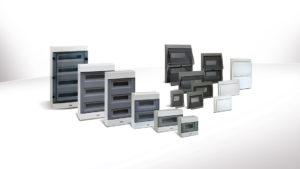 Centralini da incasso e quadri da parete IP40: soluzioni estetiche di pregio, funzionali e resistenti