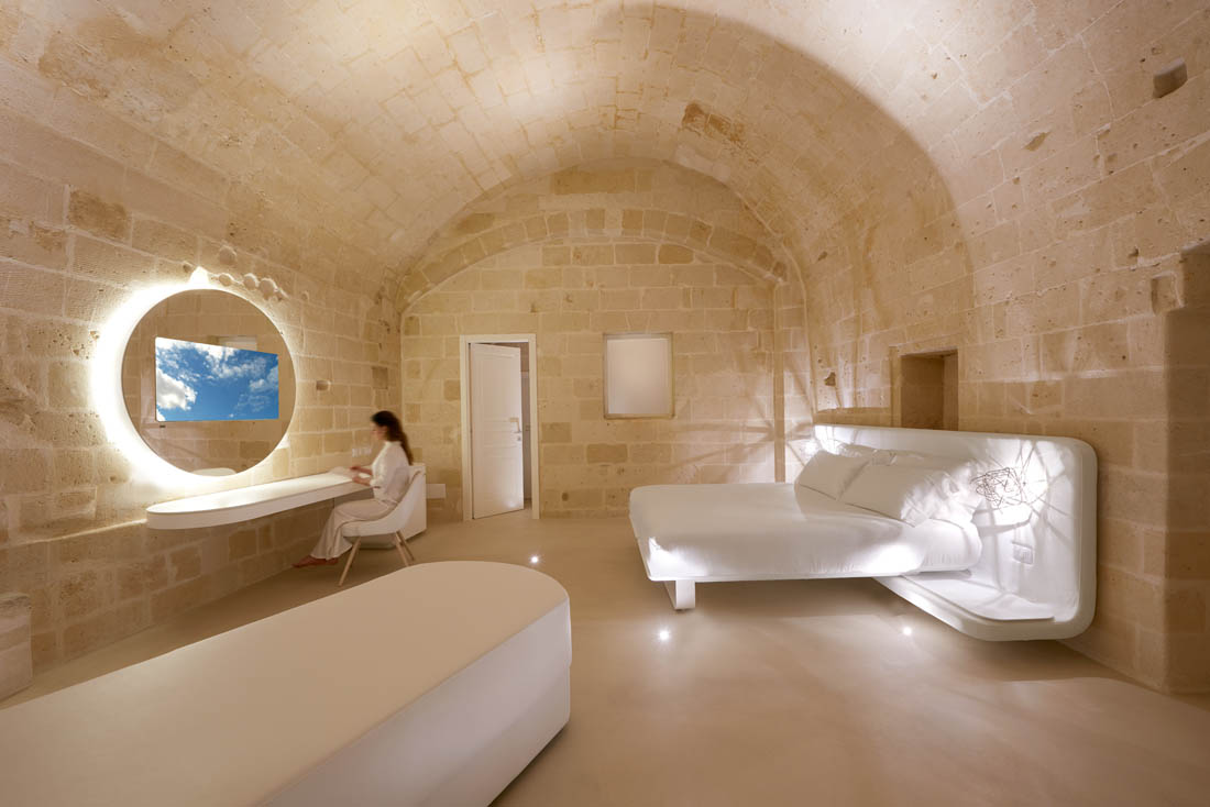 AVE Hotel automation inside Aquatio Suite -