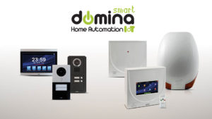 DOMINA Smart: anti-intrusion and video intercom, the great innovations of the integrated AVE system