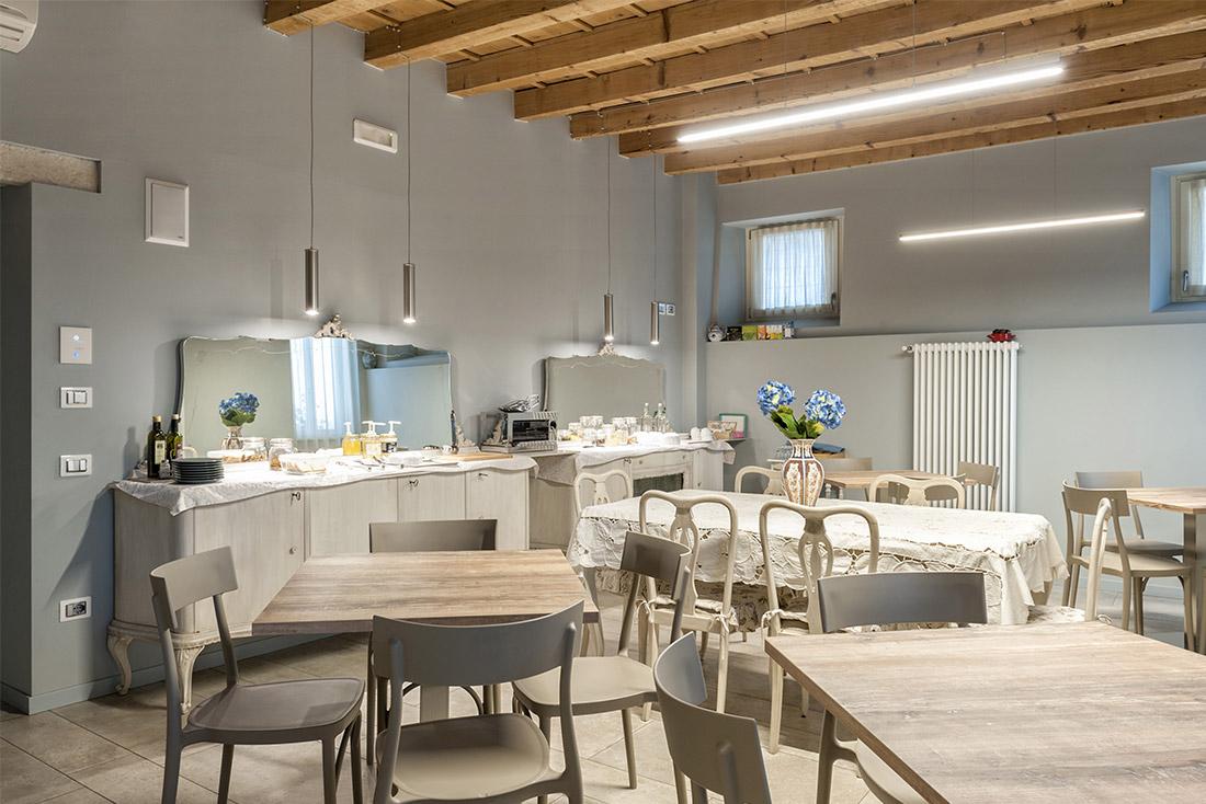 AVE hotel automation at B&B Villa di Cazzano