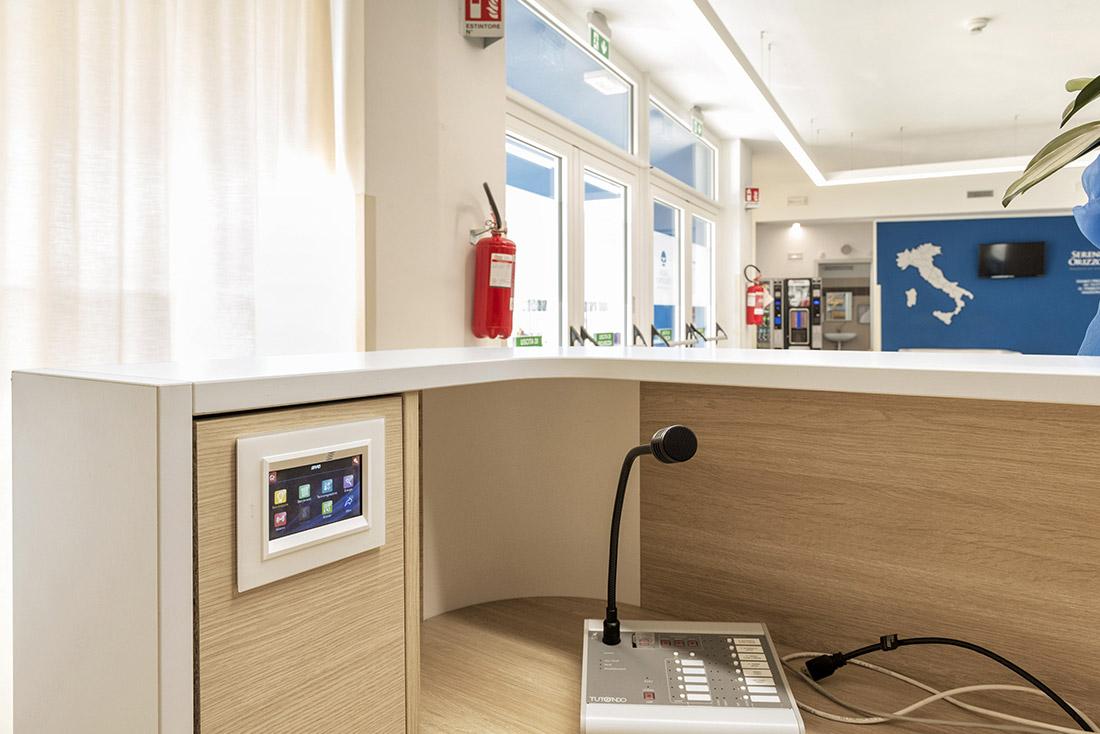 Nursing home automation