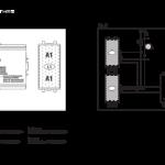 Interruttore elettronico touch con uscita a relè 442TC01