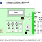 Combinatore Telefonico AF986GSM