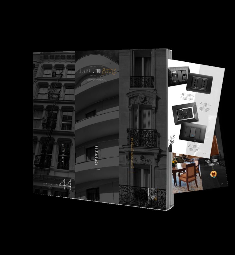 Brochure New Style & England Style - Illumina il tuo stile