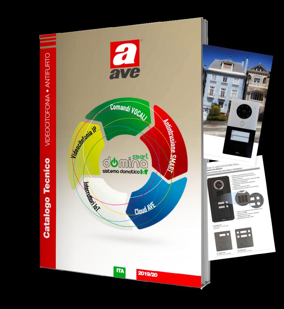 Catalogo Tecnico DOMINA Smart Videocitofonia e Antifurto