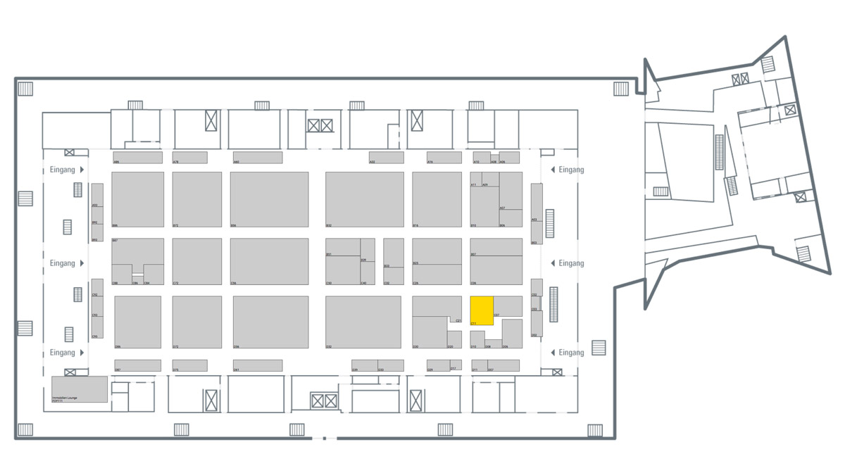 AVE ti aspetta a Light+Building | Francoforte, 18-23 marzo 2018