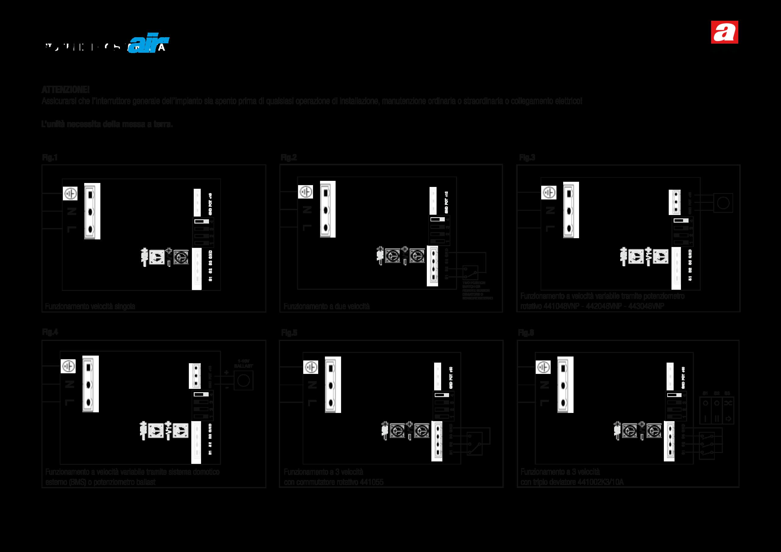 Unità di ventilazione decentralizzata con recupero di calore VNRP100EC