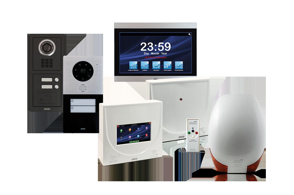 Domina Smart - domotica per la smart home e con comandi vocali