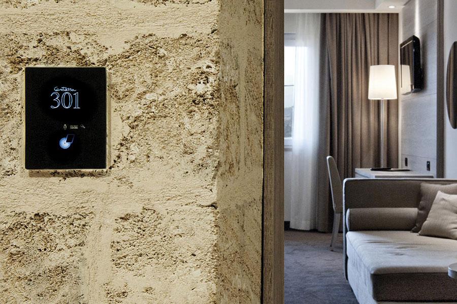 Domotica per Hotel e B&B