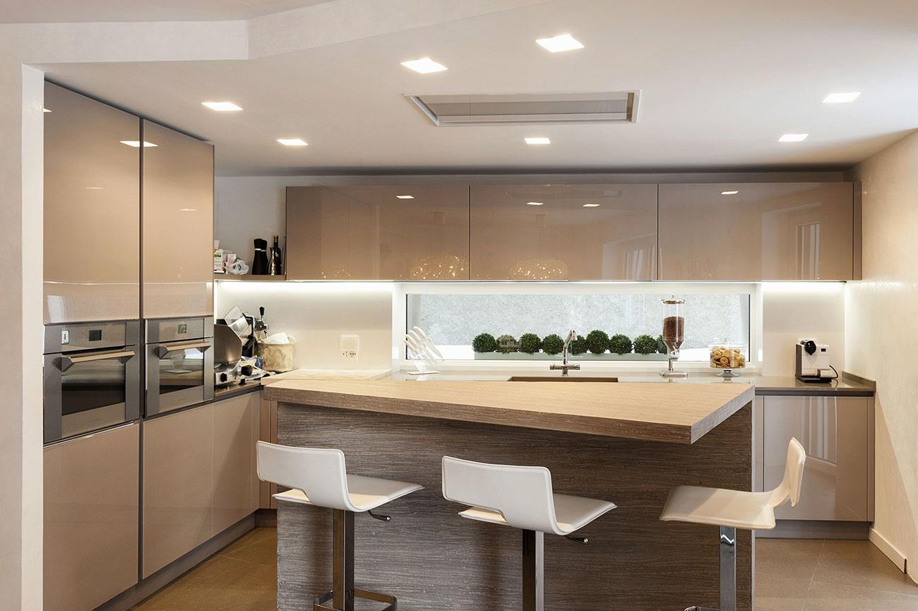 Automazioni domotiche per la cucina