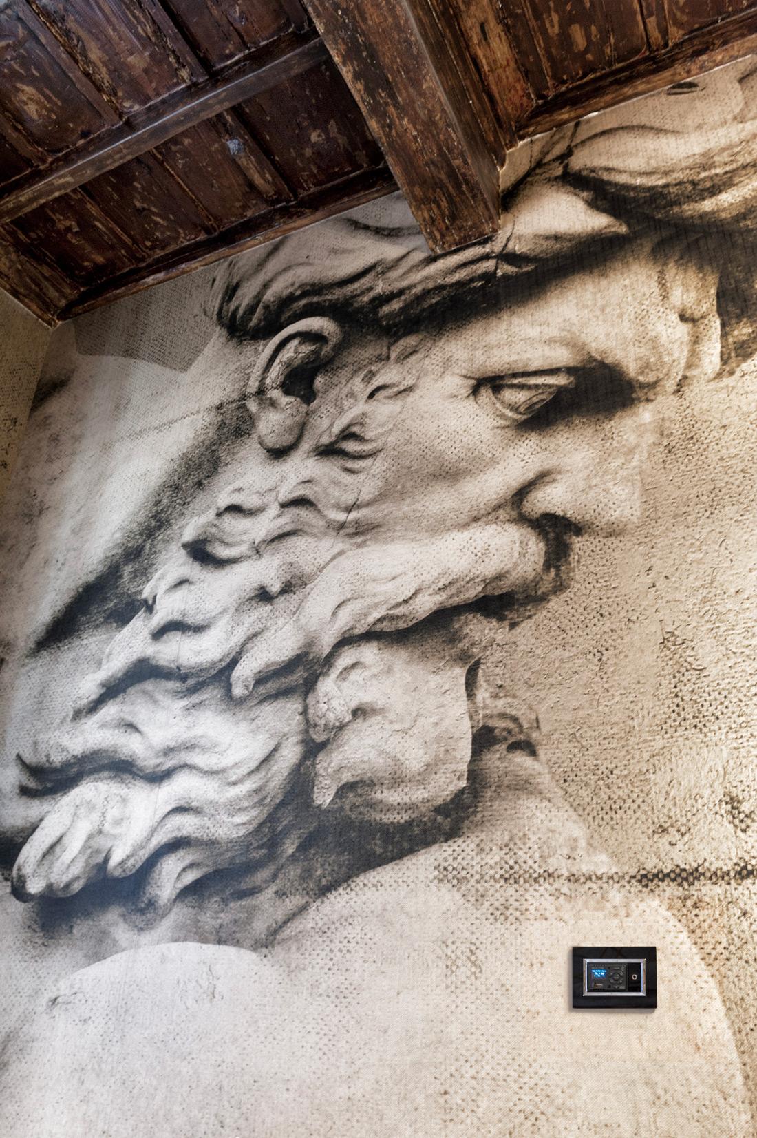 Comandi per diffusione sonora da incasso AVE al Ripetta Palace di Roma