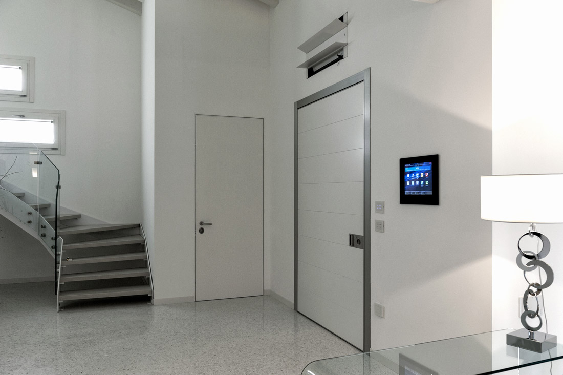 Display per domotica AVE Touch Screen