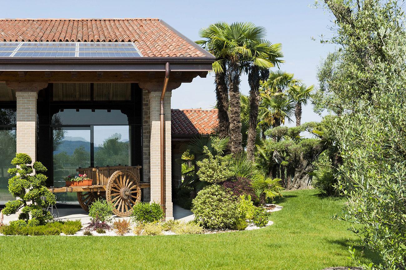 Domotica per la gestione dell'energia fotovoltaico