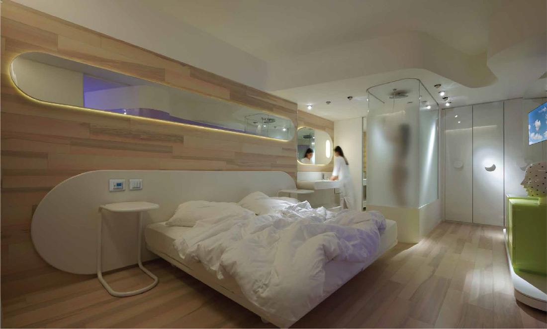 Impianto elettrico AVE nelle stanze del Barcelò Milan Hotel