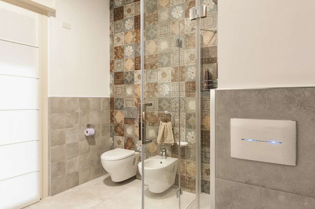 Interruttore AVE Young Touch per bagno