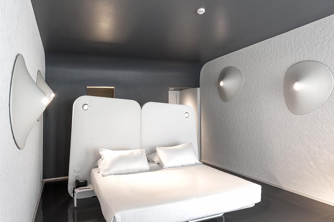 Interruttori AVE per hotel da testata letto