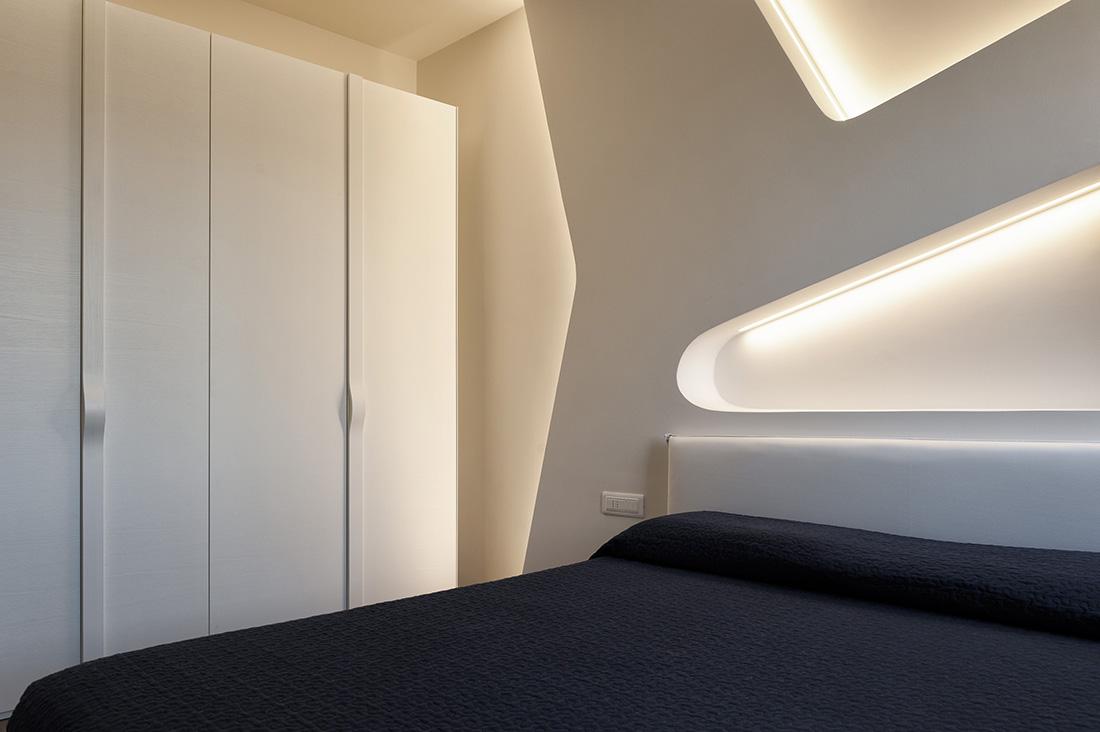 Interruttori per camera da letto AVE Domus 100