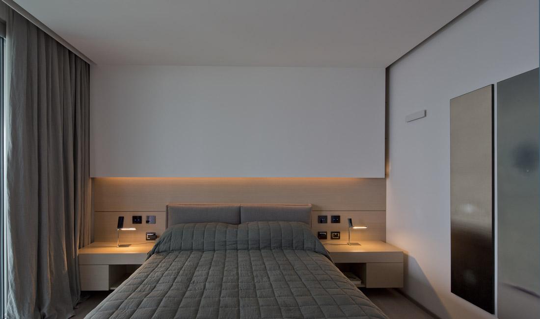 Interruttori di design per camera da letto