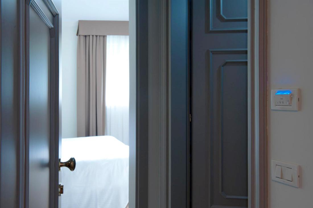 Lettore per albergo AVE - Abilitazione carichi di stanza