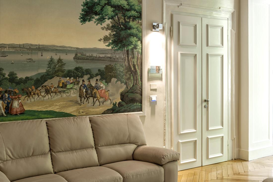 Lettore apriporta per hotel AVE Domus 100