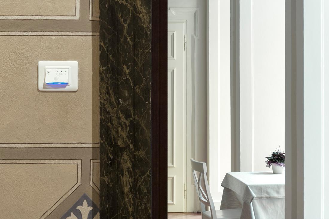 Lettore di card per hotel AVE - Residenza L'Angolo di Verona