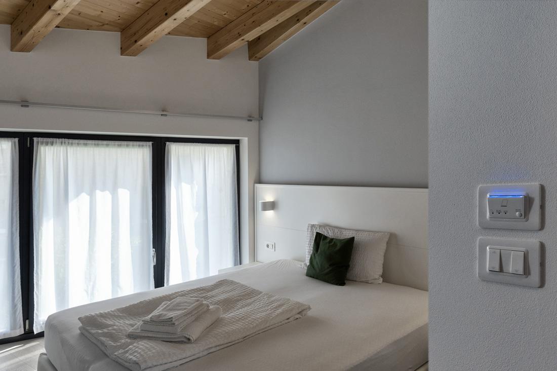 Lettore interno card per hotel AVE Serie Domus 100