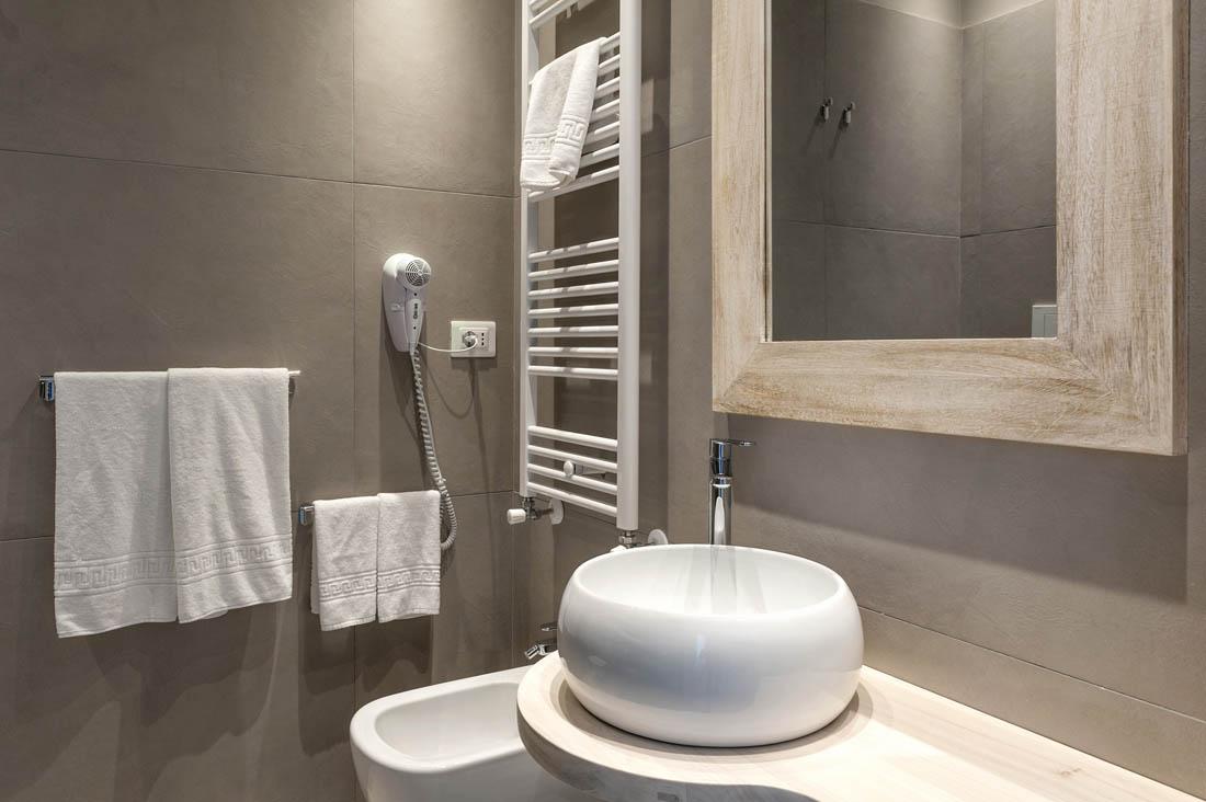 Presa per bagno hotel AVE