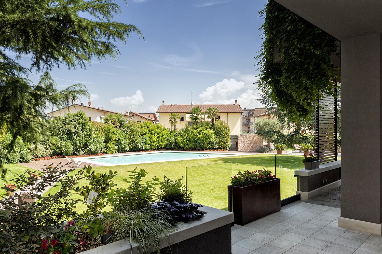 Referenza AVE - Appartamento di Villafranca - Giardino